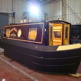 Build of Aintree Beetle by Aintree Boats