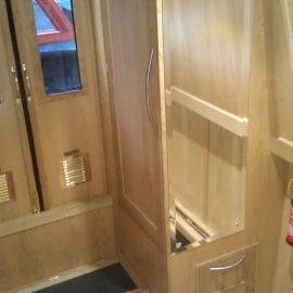 Flight of Fancy - Fully fitted narrowboat by Aintree Boats