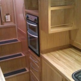 Fully fitted narrowboat by Aintree Boats