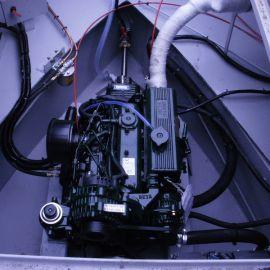 Aintree Boats Engine Installation