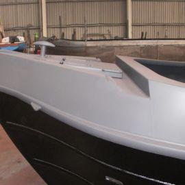 Narrowboat shells by Aintree Boats