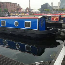 Aintree Beetle at Liverpool Dock
