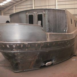 Apollo Duck Widebeam shell by Aintree Boats
