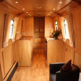 Aqua Duct - Fully fitted narrowboat by Aintree Boats