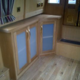 Front Unit, Flight of Fancy - Fully fitted narrowboat by Aintree Boats